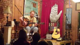 """Tyler Childers, """"Follow You to Virgie"""", Grocery on Home,  Atlanta, Jan. 13, 2017"""
