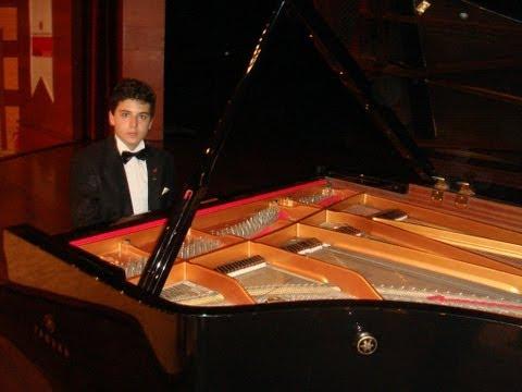 The Pianist Film-Sinema Müziği Nocturne Küçük Çocuk Piyanist Klasik Akustik Piyano Minik Ufak