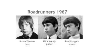 Roadrunners - Rock Me Baby