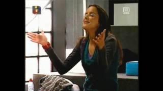 """Morangos com Açucar em HD - Margarida (Sara Matos) canta """"Danço a Caminhar"""""""