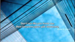 The Score ft. blackbear - Dreamin [English Lyrics + Türkçe Çeviri]