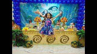 MINHA FESTA DE MOANA - ANIVERSÁRIO DE 10 ANOS