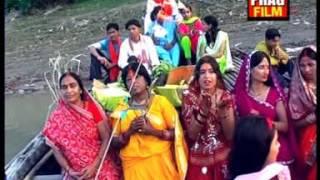 New 2015 Maithili Chhath Puja Geet || Khopi Khopi Bolale Chhatiya Mata || Renuka Sahaya