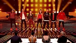 The X Factor UK 2016 Live Shows Week 8 Results All Contestants Opening Act Full Clip S13E28