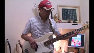 Woolly Bully   bass cover 7 29
