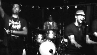 Anduze live cover The Seed by The Roots