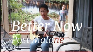 Post Malone - Better Now - Cover(Fingerstyle guitar)