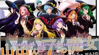 Kuchizuke Diamond Instrumental [Yamada-kun to 7-nin no Majo Opening] + DL