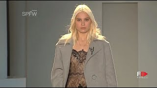 ANIMALE Fall 2016 Sao Paulo - Fashion Channel