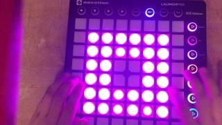 The Chainsmokers - Don't let me down Launchpad MK2 Cover + Project File