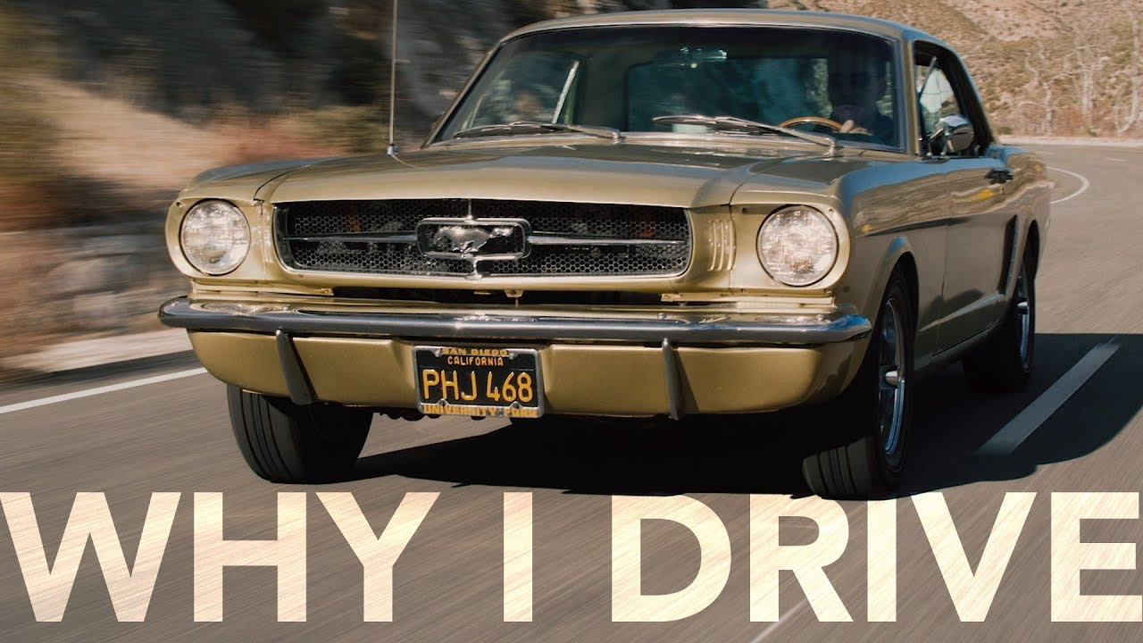 Why I drive: Dave Kunz's '65 Ford Mustang thumbnail