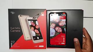 Itel S12 one minute review
