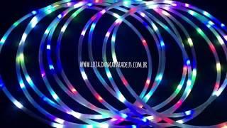 Bambolê Arcos De LED Ministração Dança com Arco Coreografia