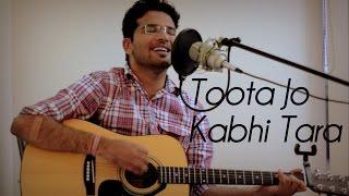 Toota Jo Kabhi Tara | A Flying Jatt | Atif Aslam & Sumedha K | Sachin-Jigar | Unplugged Cover-Govind width=