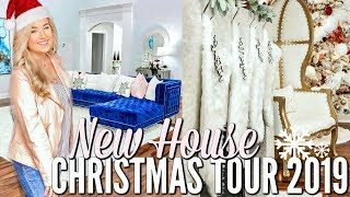 CHRISTMAS NEW HOUSE TOUR 2019 | FIRST CHRISTMAS IN OUR NEW HOME | DECORATE WITH ME | Love Meg