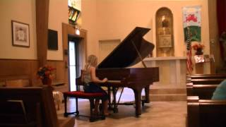 Sophia Hinich 2015 Piano Recital: Sad Song, Blue Sky Blues