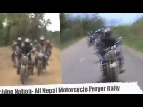 Riding in Nepal for Lord