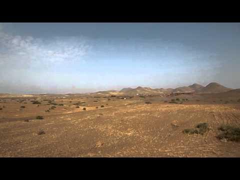 モロッコの車窓から・マラケシュ~カサブランカへ移動①(10.09.24)