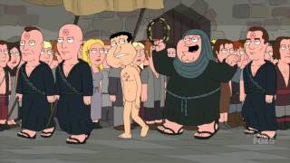 Family Guy Parodies Cersei's Walk of Shame from Game of Thrones