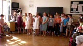 Besídka - (syn) písnička z Pohádky Princezna ze mlejna