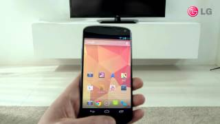 Google Nexus 4 by LG (TV Ad)