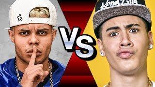 MC Lan contra MC Kevinho - Duelo dos Funkeiros