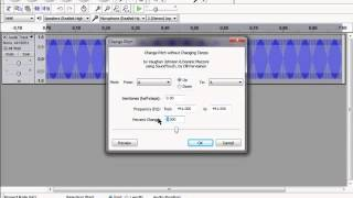 How To Make A Censor Beep Sound Effect With Audacity