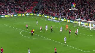 ATHLETIC CLUB, 1 - REAL VALLADOLID, 1 (LIGA 18/19, JORNADA 17, 22-12-2018)