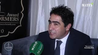 Transformers Awards by Trusted Advisors : Déclaration de Atef Khemiri, directeur central de la zone Tunis II-Amen Bank