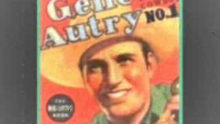 """""""South of the Border"""" (Gene Autry, 1939)"""
