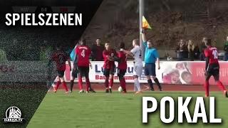 Wedeler TSV - Concordia (Viertelfinale, Pokal der 1. Herren 2015/2016) - Spielszenen | ELBKICK.TV