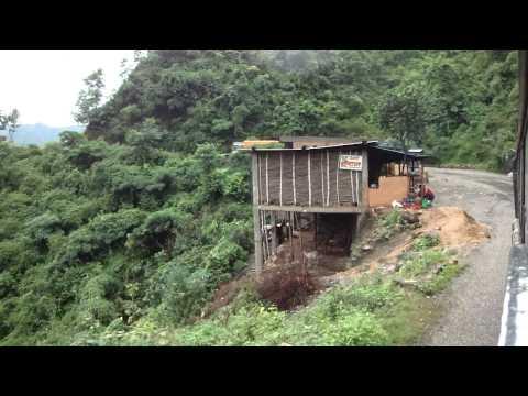 Bus Tansen to Lumbini via Bhairahawa, Nepal – part 10