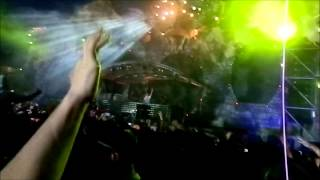 Coone ft  K19 - Times Gettin' Hard live @ The Qontinent 2013
