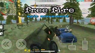 Free fire : epic movement #1