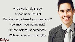 SOMETHING JUST LIKE THIS - Chainsmokers & Coldplay | Sam Tsui & KHS COVER (Lyrics)