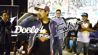 Ghost vs Taylor - Final - Audiciones Vandal Fest - Trujillo 2017