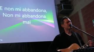 """Michael Bahn - """"Se non in te"""" - live"""