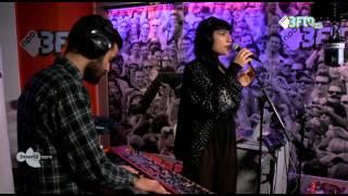 Sevdaliza - Sirens Of The Caspian Live bij 3voor12 Radio