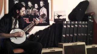 EDDIE VEDDER - NO CEILING - BANJITAR ( by Sergio Vedder)