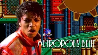 Michael Jackson - Beat It (Metropolis Zone Remix)