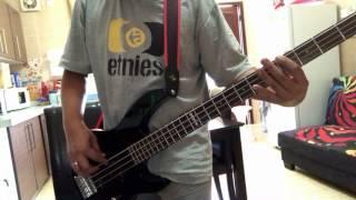 stratovarius eagleheart bass cover