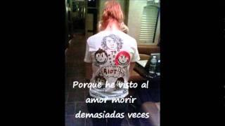 Paramore  Emergency (español)