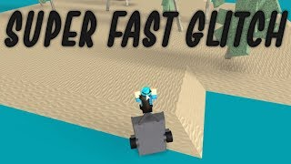 ROBLOX LUMBER TYCOON 2! HOW TO BECOME SUPER FAST GLITCH! [NEW]