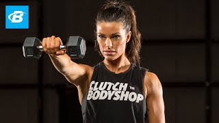Day 10 | 40 Minute at Home Strength Workout | Clutch Life: Ashley Conrad's 24/7 Fitness Trainer width=