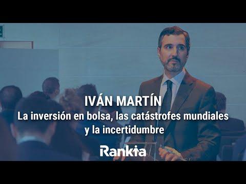 Iván Martín, director de inversiones en Magallanes Value Investors, da una conferencia magistral durante la V Edición de los Premios Rankia. Iván habla sobre cómo afectan los acontecimientos económicos negativos a los mercados financieros y a nuestras decisiones como inversores, así como del coronavirus y la guerra comercial con Estados Unidos.