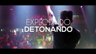 MC Lon - Explodindo e Detonando (Web Clipe Oficial)