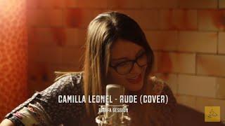 Magic! - Rude ( cover por Camilla Leonel) - Girafa Session