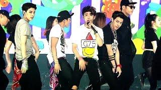 (Comeback Special) HIGH4(하이포) - Baby Boy @인기가요 Inkigayo 20150607