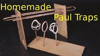 Homemade Paul Trap