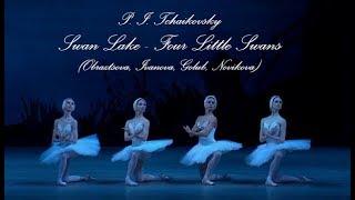 Swan Lake - Four Little Swans (Obraztsova, Ivanova, Novikova, Golub)